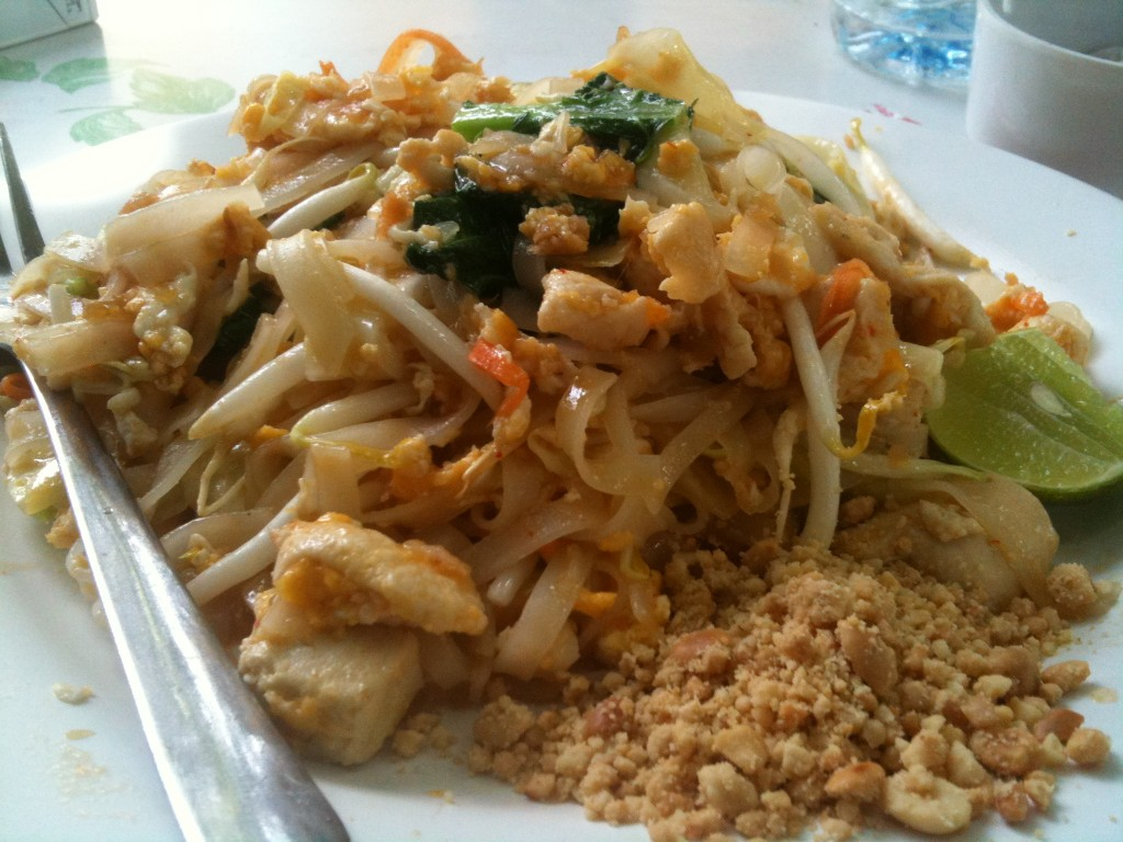 Bad pad thai in Thailand? Same same-but different