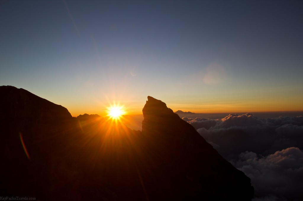 A view above the clouds-Scaling Mount Agung, Bali's most sacred volcano