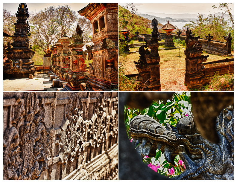 A photo collection of Balinese temples