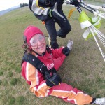 Sky diving at 15,000 feet-living the dream in Wanaka, New Zealand