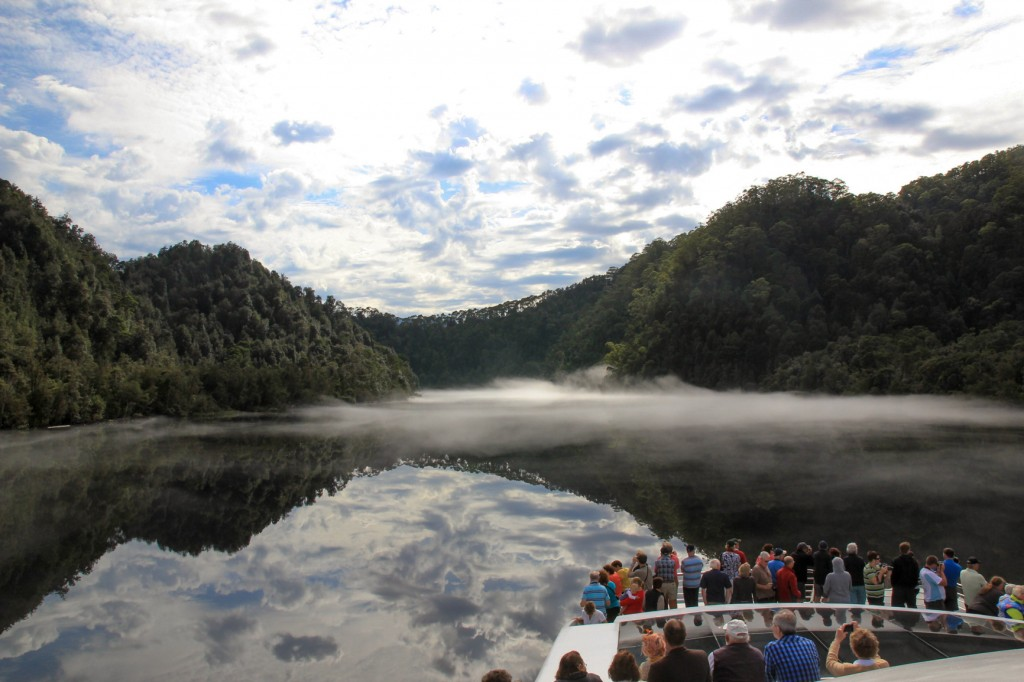 Gordon River Cruising with Pure Tasmania