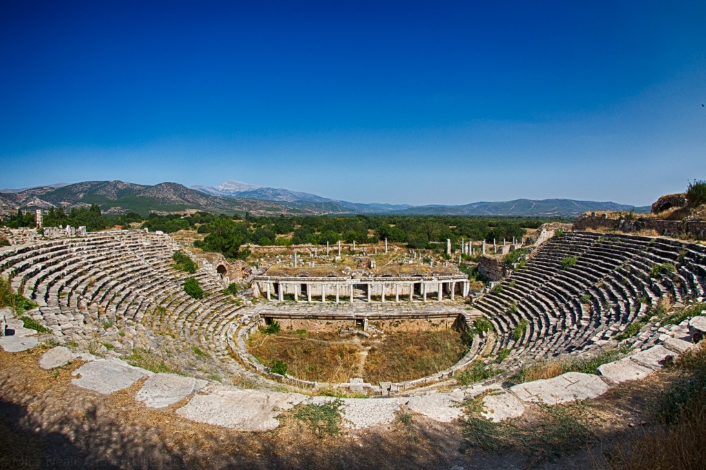 Friday Snapshot: Aphrodisias Theatre