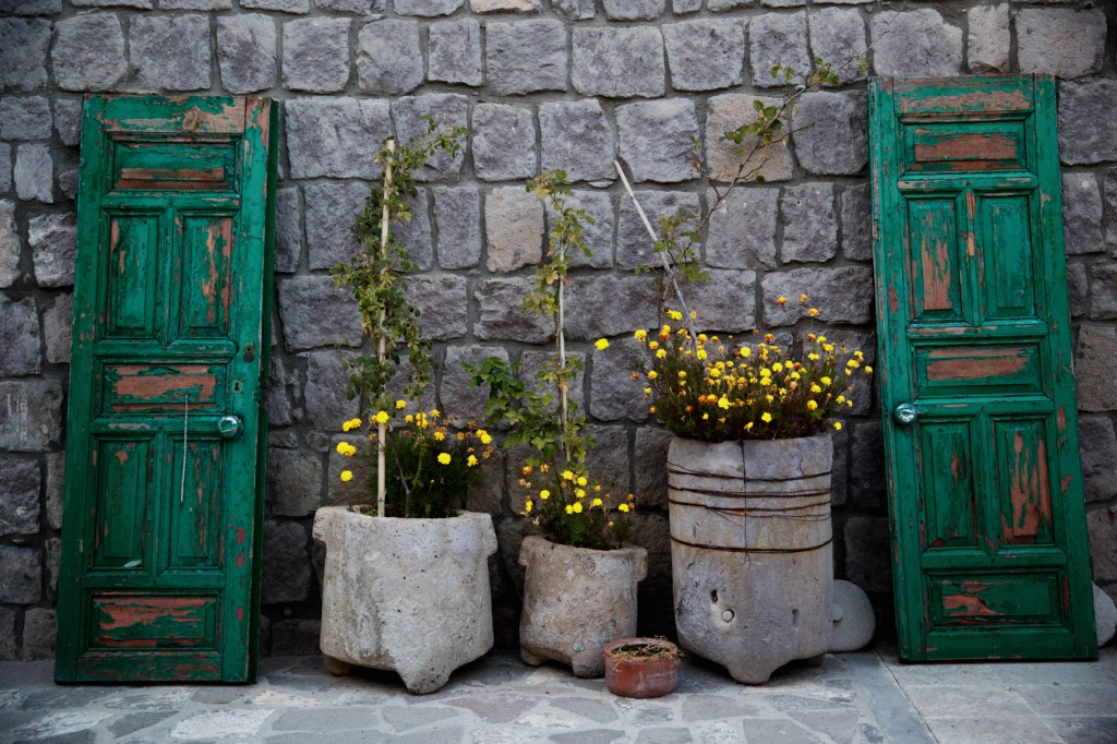 Friday Snapshot: Old doors in Cappadocia