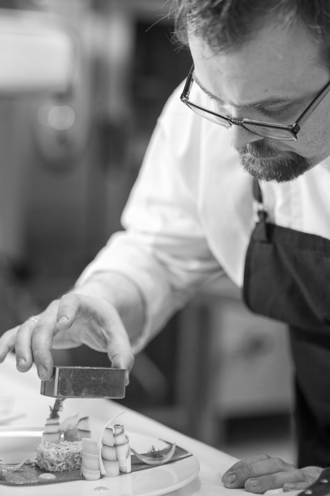 Chef Interview- Dimitris Pamporis
