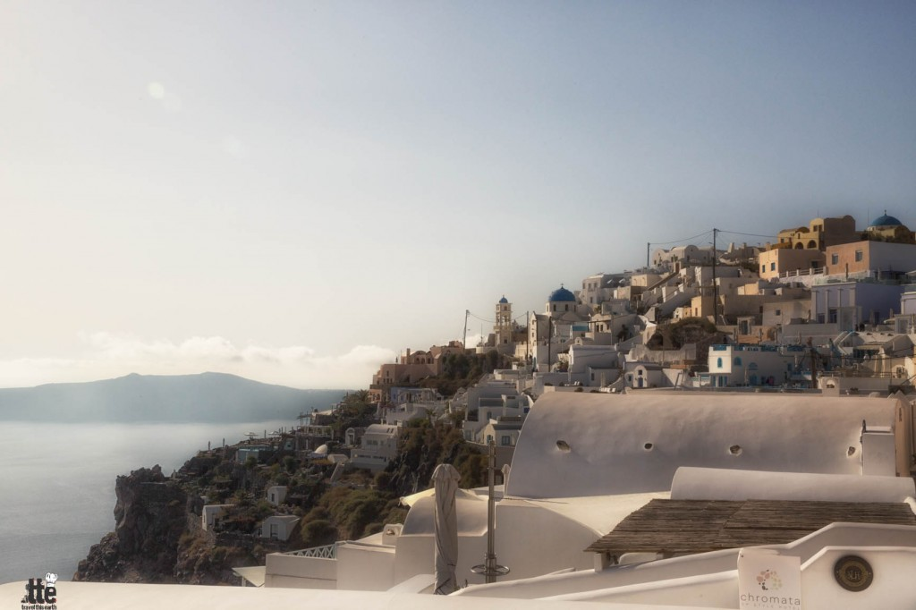 Friday Snapshot: Dreamy Santorini