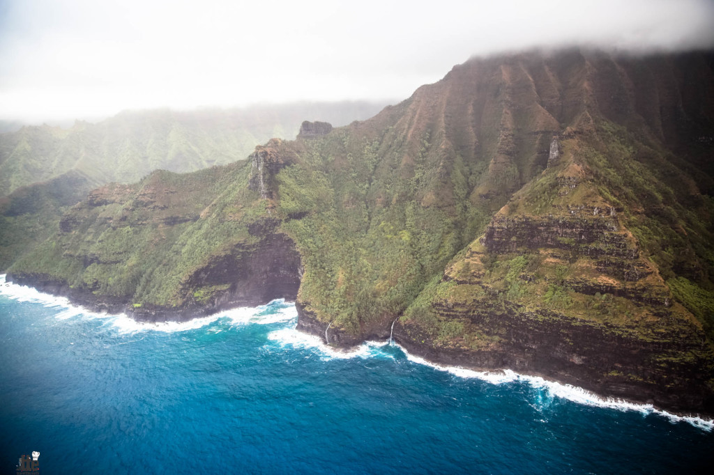 Helicopter tour of Kauai- Photos from the Garden Isle