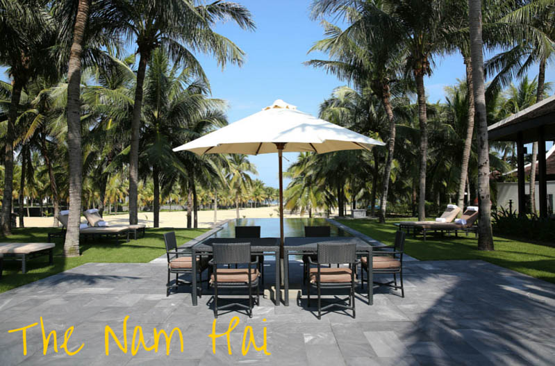 Farm to table delicacies & Vietnamese luxury at The Nam Hai